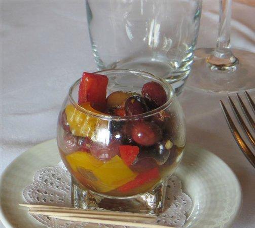Brasserie Flo - Les Beaux Arts : Olives
