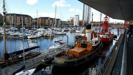 Swansea Marina : Porto di Swansea