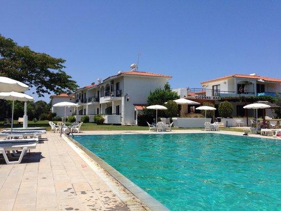 Eleonas Hotel Aparts