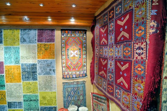 Young and Partners Carpet and Kilim