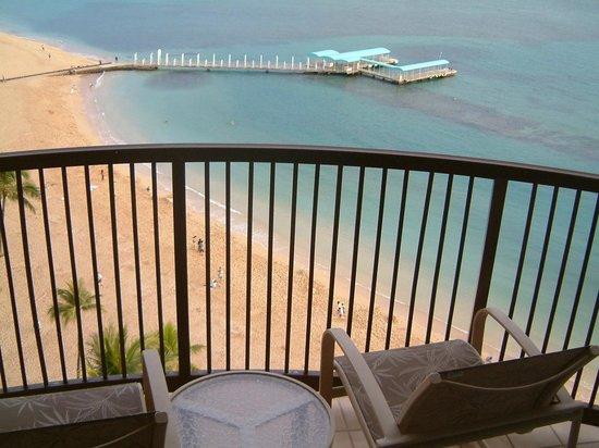 Hilton Hawaiian Village Waikiki Beach Resort: good view at any time