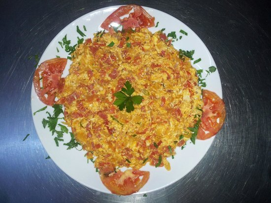 Holiday Restaurant: Menemen