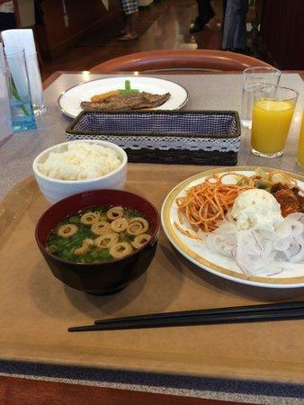 Takamatsu Tokyu REI Hotel : ランチ