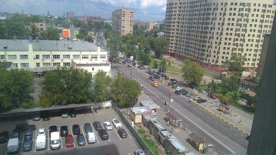 Maxima Panorama Hotel: вид