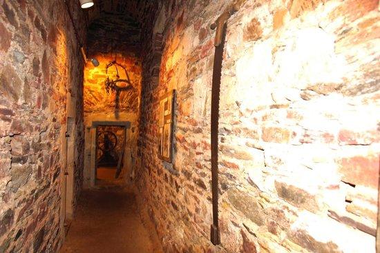 Schloss Augustusburg: Altes Gefängnis