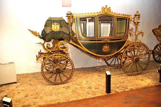 Schloss Augustusburg: Kutschenausstellung