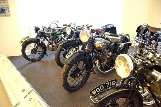 Schloss Augustusburg: Motorradmuseum