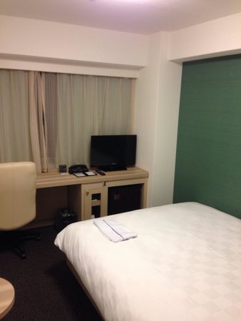 Daiwa Roynet hotel Tokyo Akabane : シングルルームです。