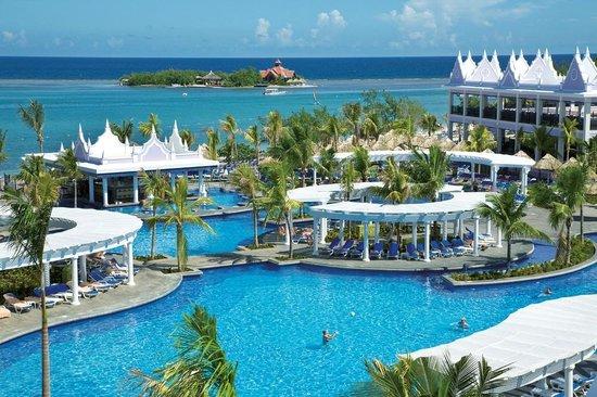 Hotel Riu Montego Bay: Pool