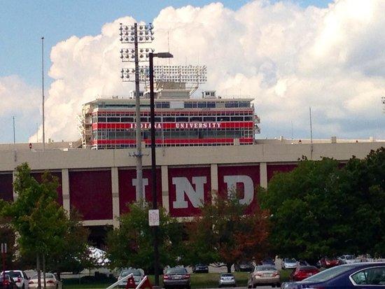 Indiana University : Go Big Red!!