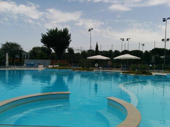 Numanablu Family Resort & Camping: piscina