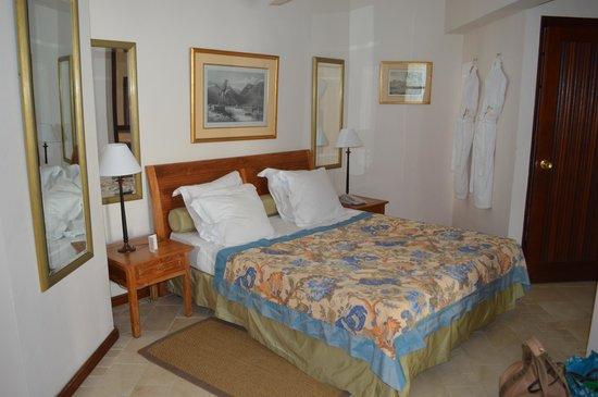 Le Saint Alexis Hotel & Spa : Chambre