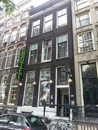 Otel d g r n yol st bild fr n city hotel amsterdam for City hotel amsterdam
