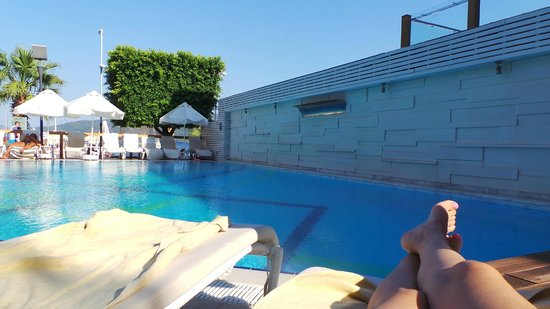 Hotel Cettia Beach Resort: Piscina