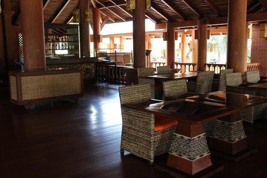 Aureum Palace Hotel & Resort Bagan: Hauptrestaurant