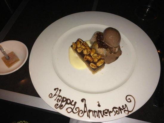 Cafe Sydney : Happy Anniversary