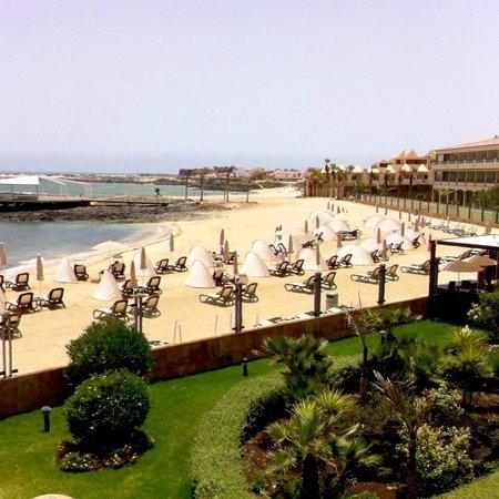 Gran Hotel Atlantis Bahia Real : Desde la habitación