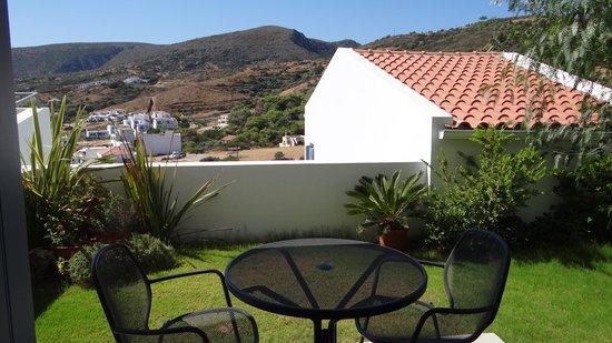 Zathea Apartments: Πανοραμική Θέα από όλα τα δωμάτια  / Panoramic Sea view from all rooms