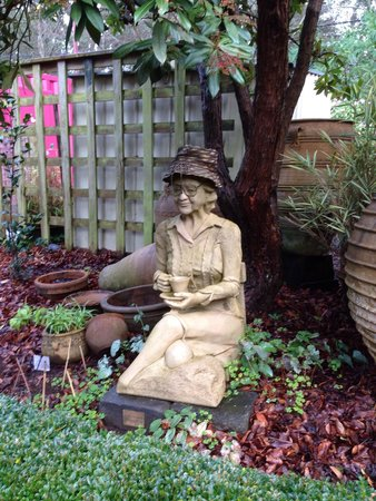 "Cloudehill Nursery and Gardens: ""Grandma"" found the garden very relaxing"