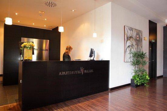 Aparthotel Attica 21 Vallés: recepción