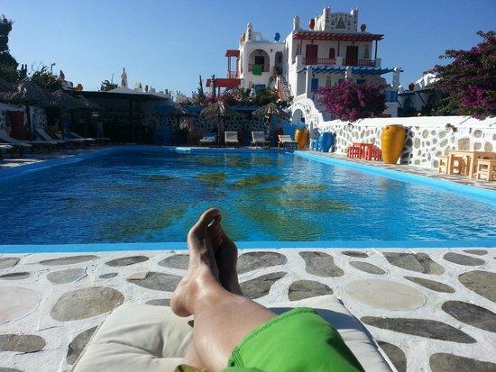 Sun Of Mykonos Studios: Relax