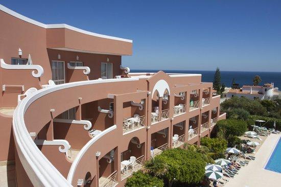 Hotel Belavista da Luz: Vista da varanda do quarto 2ºPiso