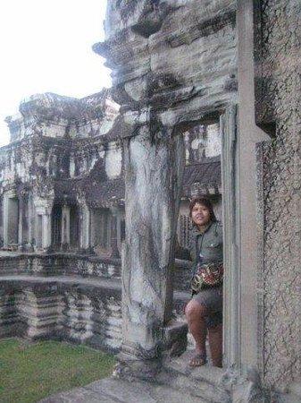 The Siem Reap Hostel: Morning at Angkor Wat, Siem Reap