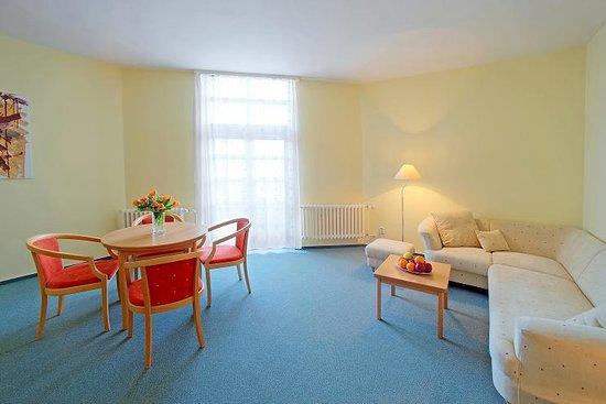 City Apart Hotel Brno: apartmant de luxe _ living room