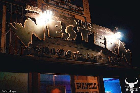 WESTERN saloon&pub
