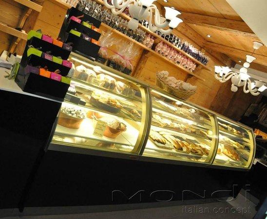 Patisserie Richard: Boutique