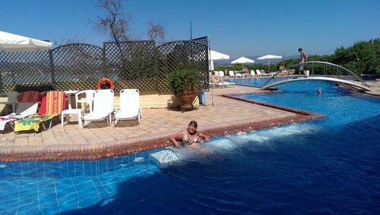 Divani Corfu Palace: wonderful pool