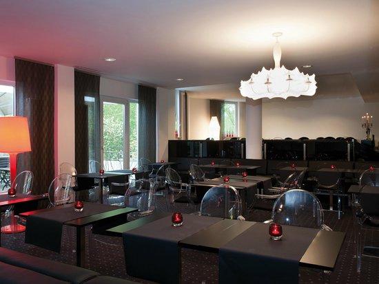 """Victor's Residenz-Hotel München: Restaurant """"THE CLUB"""""""