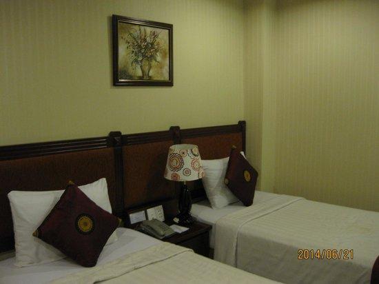 Thien Thao Hotel Ho Chi Minh City: ホテル室内