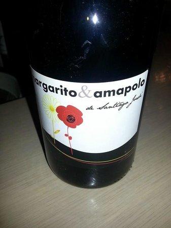 Meson de Calahonda: Vino de la Tierra de Cádiz. Margarito & Amapolo