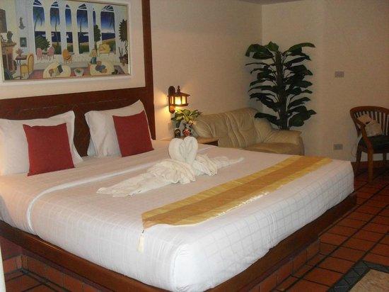 Pacific Club Resort : Room