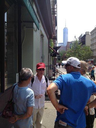 Walking Tours Manhattan: Bruce - vores guide