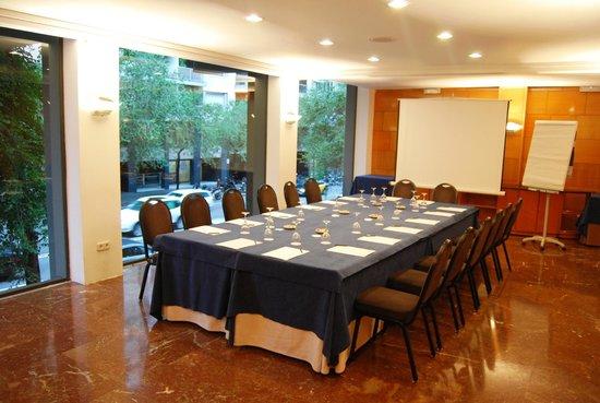 Mercure Alberta Barcelona: Sala de reunión