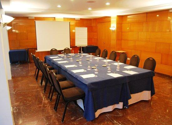 Mercure Alberta Barcelona : Sala de reunión