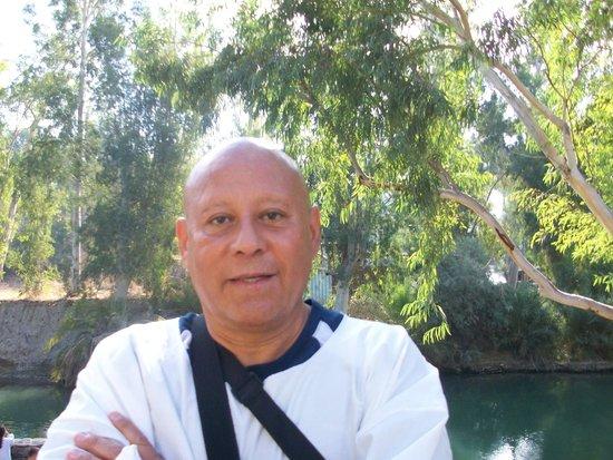 Kinneret, Israel: Rev. Luis Bernardo Castano