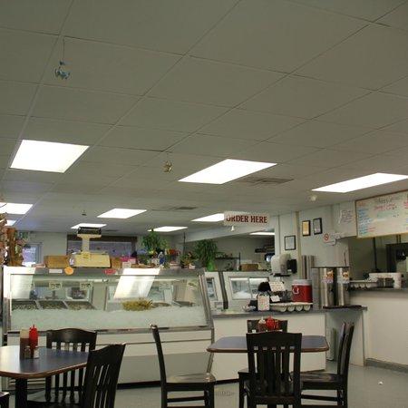 Frog Island Seafood: Frog island (seafood market and cafe)