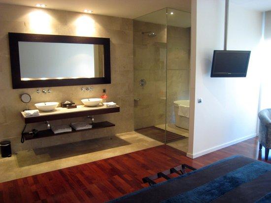Finca Prats Hotel Golf & Spa: Salle de bain