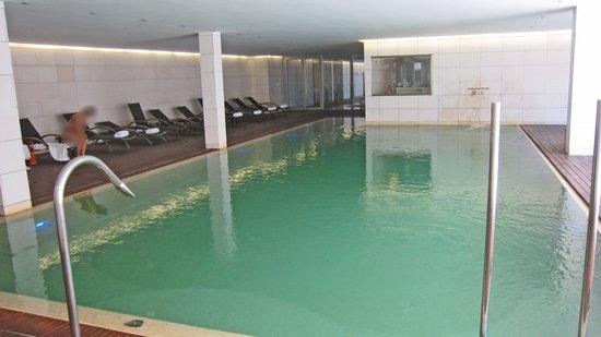 Finca Prats Hotel Golf & Spa: Piscine intérieure