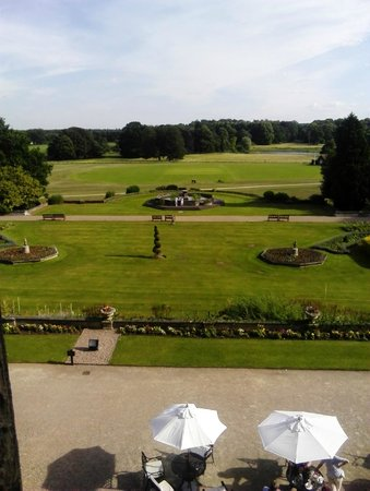 Warner Leisure Hotels Thoresby Hall Hotel: VIEW from 710