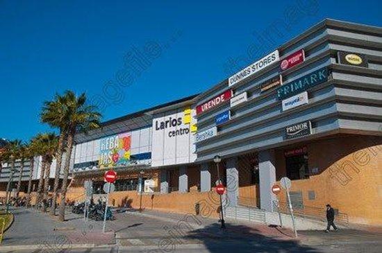 Malaga, Spain: Larios