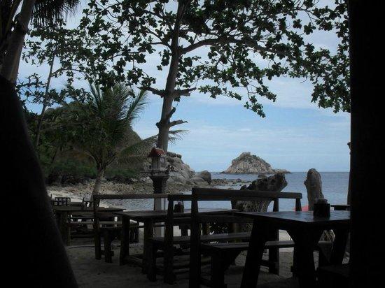 Sensi Paradise: Restaurant