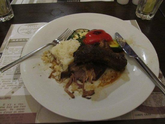 FAB Fusion: Wonderful Teppanyaki ribs