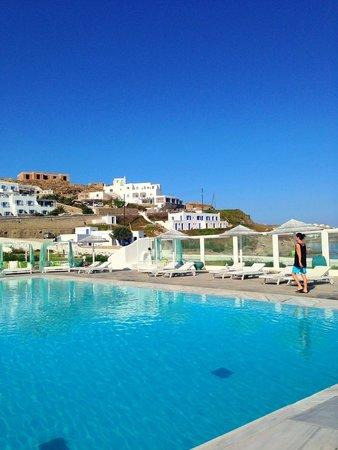 Mykonos Bay Hotel: Swimming pool