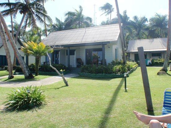 Fiji Hideaway Resort & Spa : our Bure
