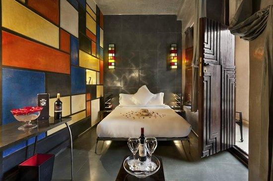 Villa Makassar: Chambre Prestige Mondrian