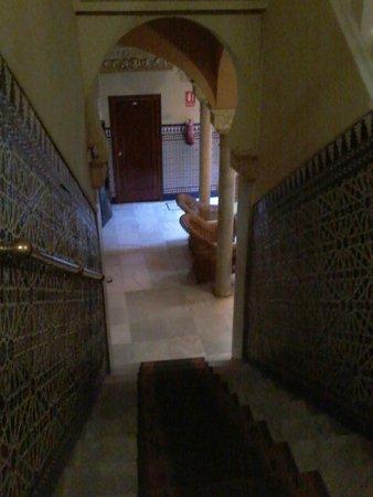 Hotel Zaida: verso il piano terra